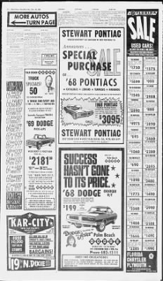 The Palm Beach Post from West Palm Beach, Florida on November 16, 1968 · Page 34