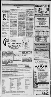 The Palm Beach Post from West Palm Beach, Florida on December 4, 1997 · Page 238