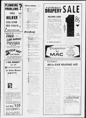 The Palm Beach Post from West Palm Beach, Florida on November 17, 1968 · Page 159
