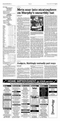 Democrat and Chronicle from Rochester, New York on October 23, 2015 · Page D7