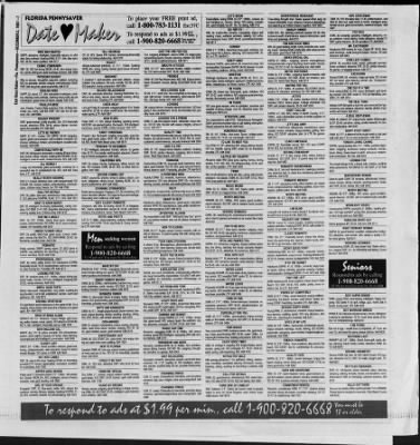 The Palm Beach Post from West Palm Beach, Florida on December 4, 1997 · Page 104