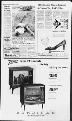 The Palm Beach Post from West Palm Beach, Florida on November 17, 1968 · Page 14