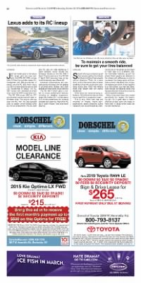 Democrat and Chronicle from Rochester, New York on October 24, 2015 · Page F12