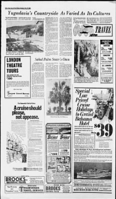 The Palm Beach Post from West Palm Beach, Florida on November 17, 1968 · Page 52