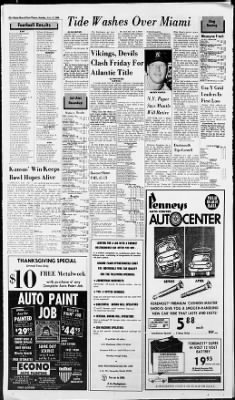 The Palm Beach Post from West Palm Beach, Florida on November 17, 1968 · Page 60