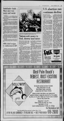 The Palm Beach Post from West Palm Beach, Florida on December 5, 1997 · Page 3