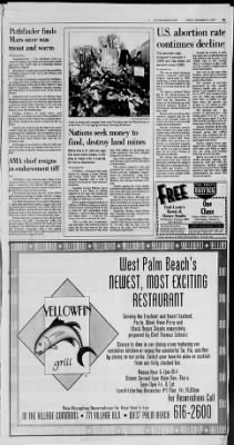 The Palm Beach Post from West Palm Beach, Florida on December 5, 1997 · Page 180