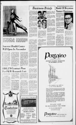 The Palm Beach Post from West Palm Beach, Florida on November 17, 1968 · Page 77