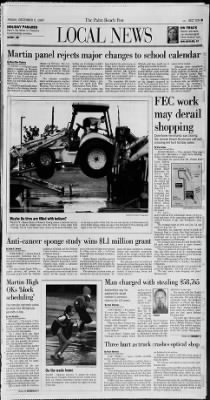The Palm Beach Post from West Palm Beach, Florida on December 5, 1997 · Page 188