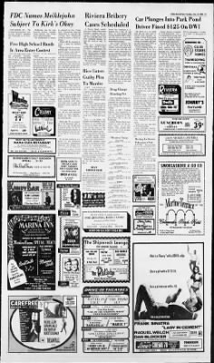 The Palm Beach Post from West Palm Beach, Florida on November 19, 1968 · Page 15