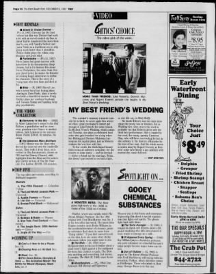 The Palm Beach Post from West Palm Beach, Florida on December 5, 1997 · Page 105