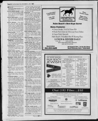 The Palm Beach Post from West Palm Beach, Florida on December 5, 1997 · Page 120