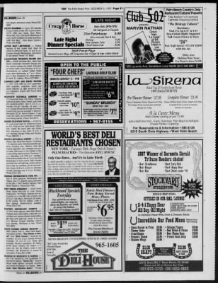 The Palm Beach Post from West Palm Beach, Florida on December 5, 1997 · Page 127