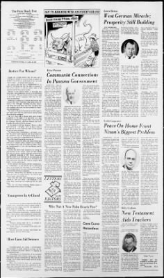 The Palm Beach Post from West Palm Beach, Florida on November 20, 1968 · Page 6