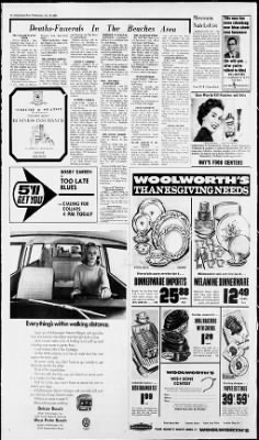 The Palm Beach Post from West Palm Beach, Florida on November 20, 1968 · Page 10