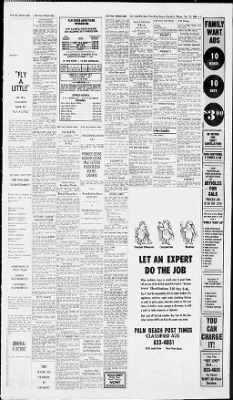 The Palm Beach Post from West Palm Beach, Florida on November 21, 1968 · Page 34