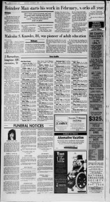 The Palm Beach Post from West Palm Beach, Florida on December 6, 1997 · Page 34