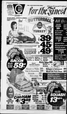 The Palm Beach Post from West Palm Beach, Florida on November 21, 1968 · Page 43