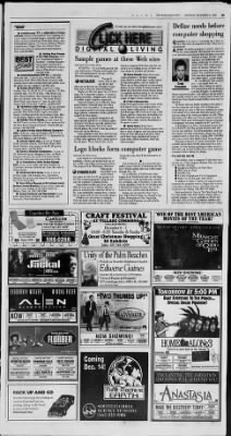 The Palm Beach Post from West Palm Beach, Florida on December 6, 1997 · Page 55