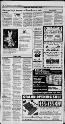 The Palm Beach Post from West Palm Beach, Florida on December 6, 1997 · Page 162