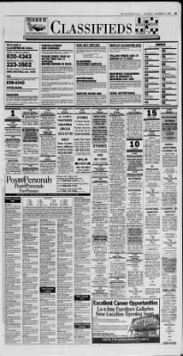 The Palm Beach Post from West Palm Beach, Florida on December 6, 1997 · Page 65
