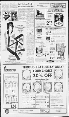 The Palm Beach Post from West Palm Beach, Florida on November 22, 1968 · Page 7
