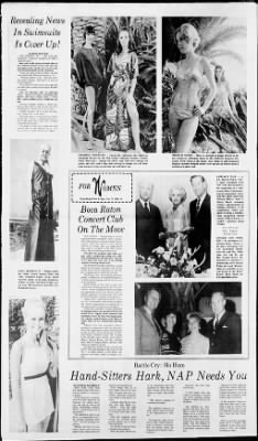 The Palm Beach Post from West Palm Beach, Florida on November 22, 1968 · Page 13