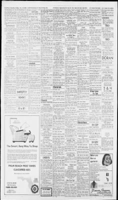 The Palm Beach Post from West Palm Beach, Florida on November 22, 1968 · Page 42