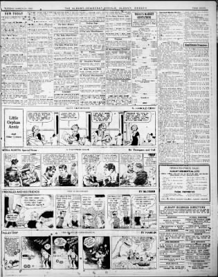 Albany Democrat-Herald from Albany, Oregon on March 24, 1936 · Page 7