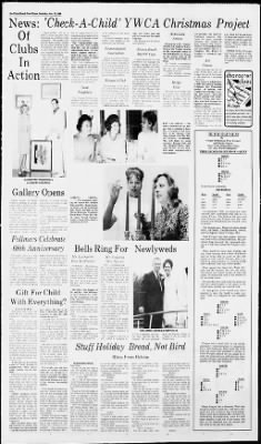 The Palm Beach Post from West Palm Beach, Florida on November 23, 1968 · Page 10