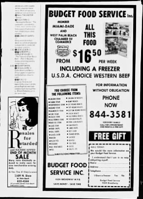 The Palm Beach Post from West Palm Beach, Florida on November 24, 1968 · Page 109