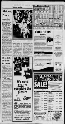 The Palm Beach Post from West Palm Beach, Florida on December 7, 1997 · Page 52