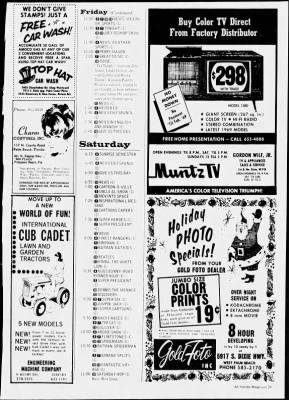 The Palm Beach Post from West Palm Beach, Florida on November 24, 1968 · Page 127
