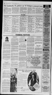 The Palm Beach Post from West Palm Beach, Florida on December 7, 1997 · Page 69