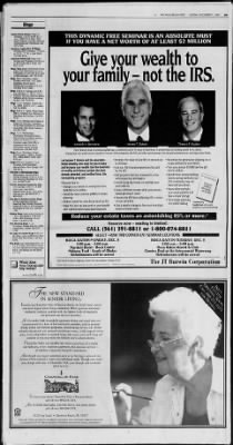 The Palm Beach Post from West Palm Beach, Florida on December 7, 1997 · Page 1095