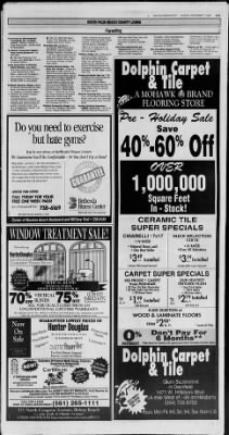 The Palm Beach Post from West Palm Beach, Florida on December 7, 1997 · Page 1097
