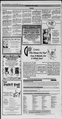 The Palm Beach Post from West Palm Beach, Florida on December 7, 1997 · Page 1109