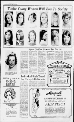 The Palm Beach Post from West Palm Beach, Florida on November 24, 1968 · Page 34