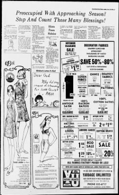 The Palm Beach Post from West Palm Beach, Florida on November 24, 1968 · Page 41