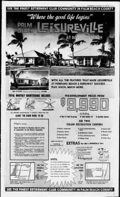 The Palm Beach Post from West Palm Beach, Florida on November 24, 1968 · Page 77