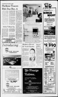 The Palm Beach Post from West Palm Beach, Florida on November 24, 1968 · Page 78