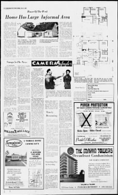 The Palm Beach Post from West Palm Beach, Florida on November 24, 1968 · Page 82