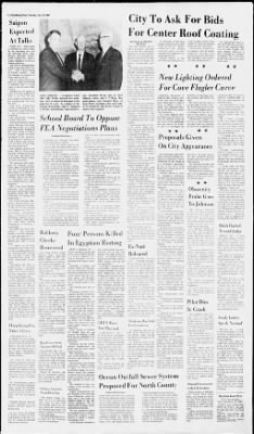 The Palm Beach Post from West Palm Beach, Florida on November 26, 1968 · Page 2
