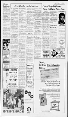 The Palm Beach Post from West Palm Beach, Florida on November 26, 1968 · Page 25