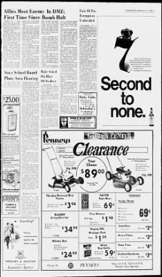 The Palm Beach Post from West Palm Beach, Florida on November 27, 1968 · Page 7