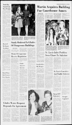 The Palm Beach Post from West Palm Beach, Florida on November 27, 1968 · Page 13