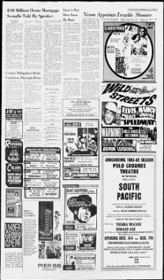 The Palm Beach Post from West Palm Beach, Florida on November 27, 1968 · Page 25