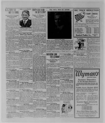 The Bremen Enquirer from Bremen, Indiana on June 19, 1924 · Page 2