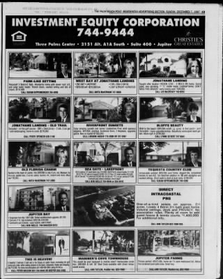 The Palm Beach Post from West Palm Beach, Florida on December 7, 1997 · Page 356
