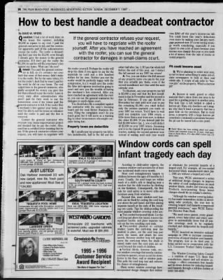 The Palm Beach Post from West Palm Beach, Florida on December 7, 1997 · Page 373